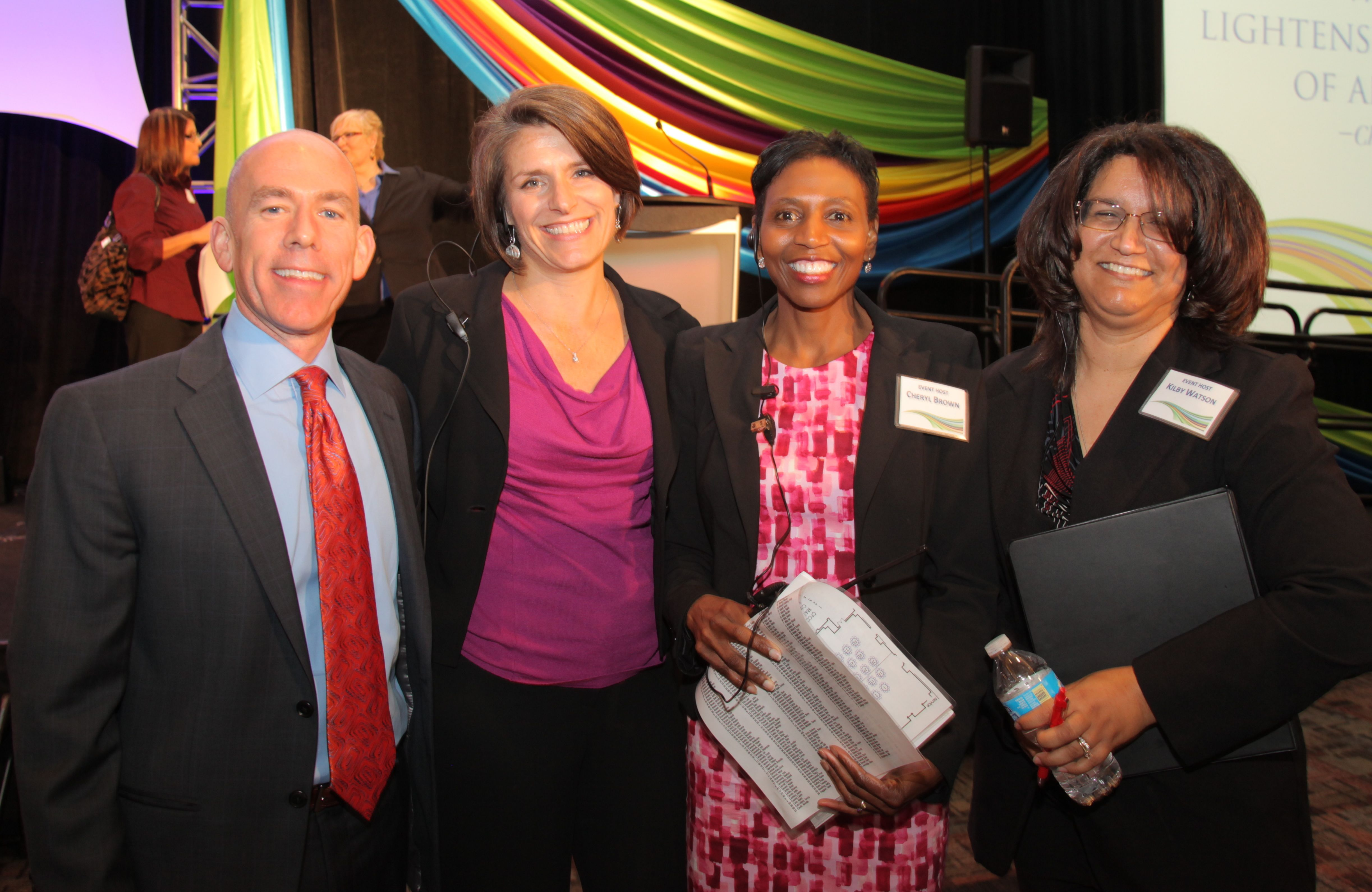 Goodwill Honors Community Leaders at 2013 Cornerstone