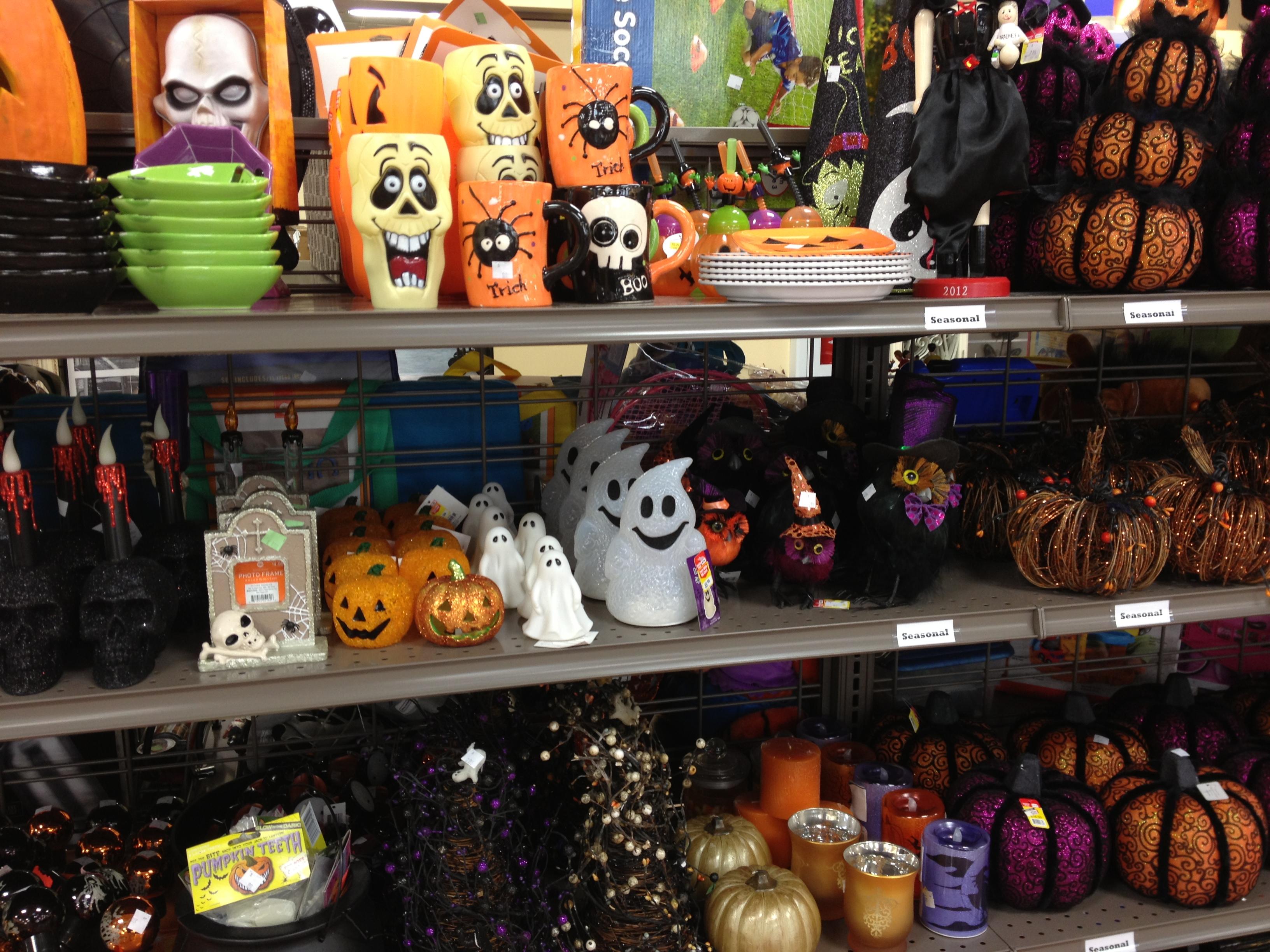 halloween inspiration at goodwill