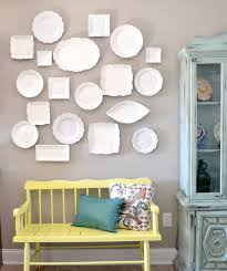 plate wall art