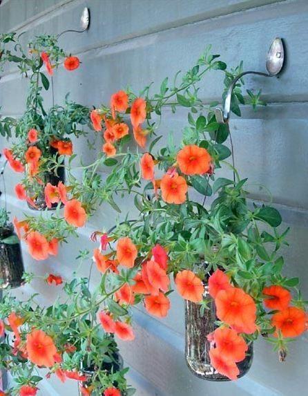 silverware flower hooks