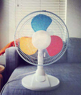 color fan