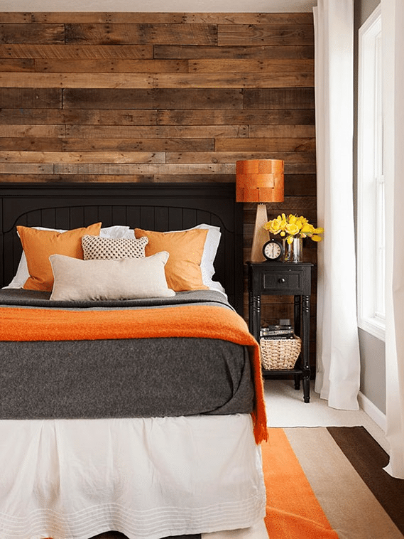 how to create a wood focal wall using repurposed pallets goodwill industries of the southern piedmont