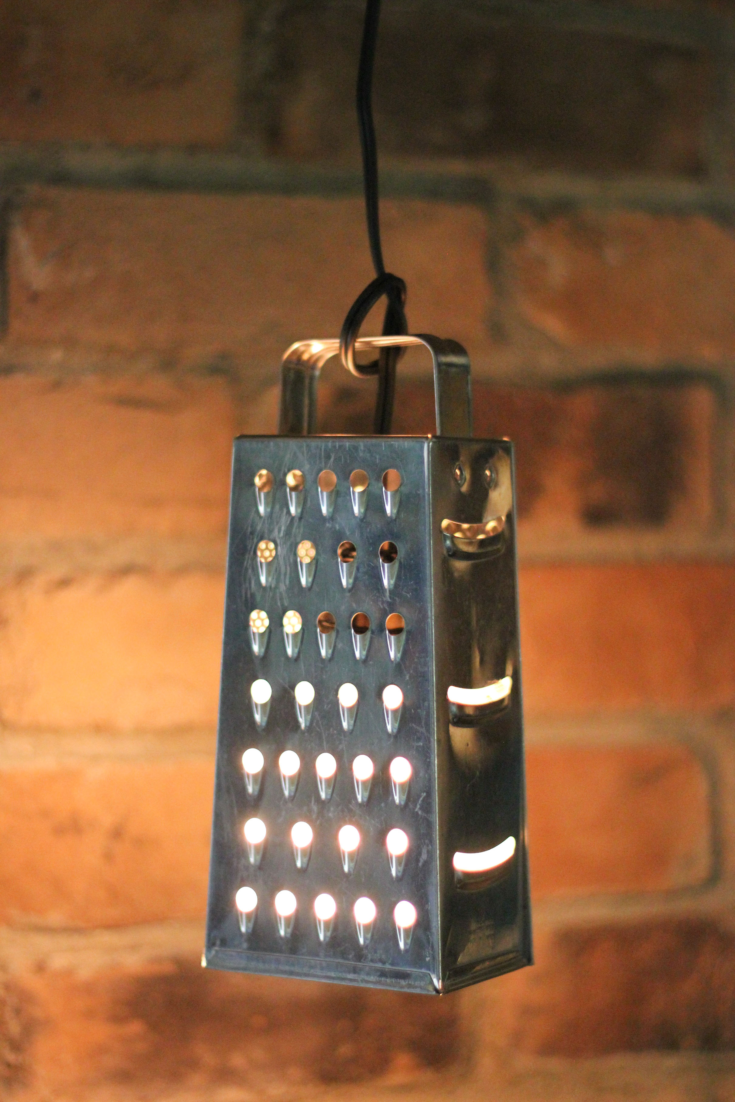 Diy Pendant Lights From Unexpected Items Goodwill