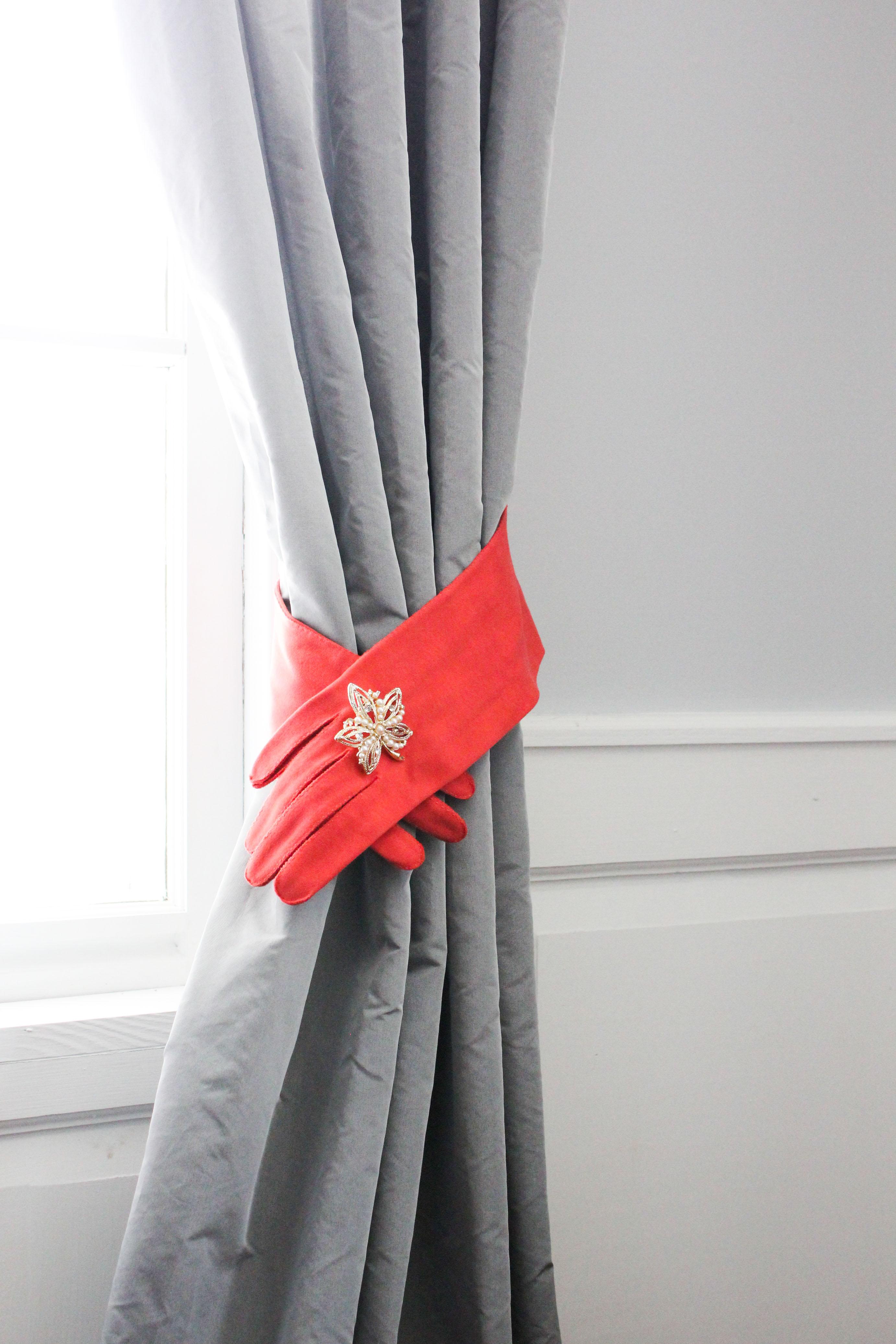 Diy Decorative Curtain Tie Backs