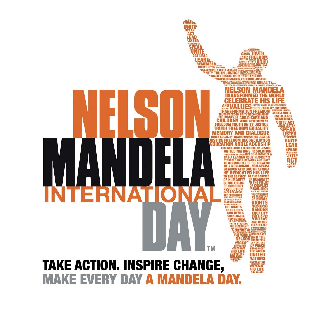 Mandela Day Logo