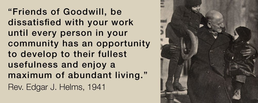 Edgar J. Helms quote