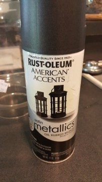 Rustoleum Can