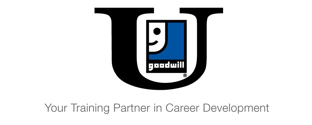 Goodwill career development logo