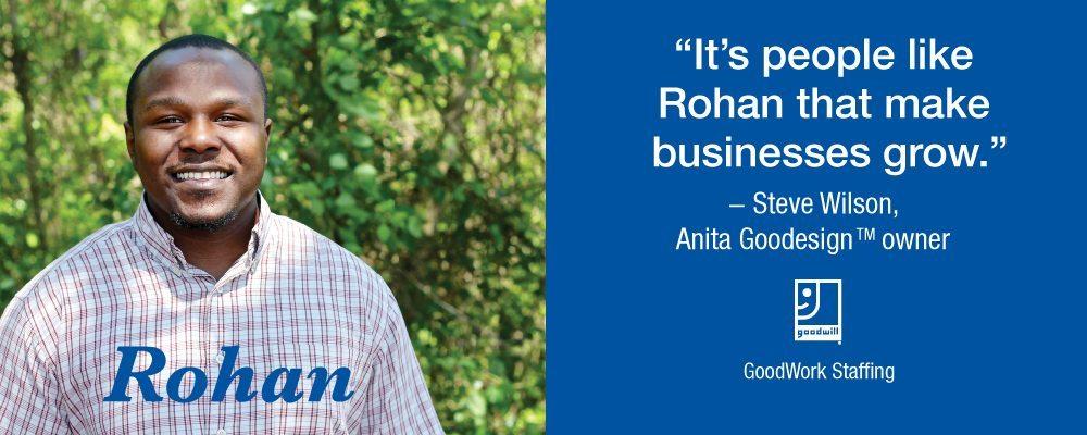 Rohan success story