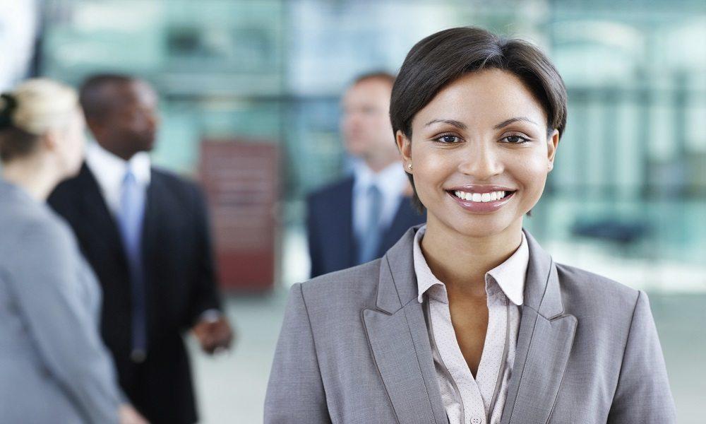Goodwill Business Woman