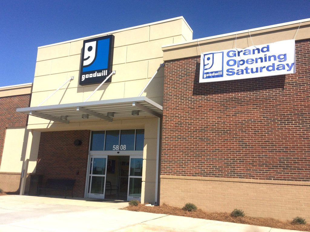 Goodwill University Pointe Storefront