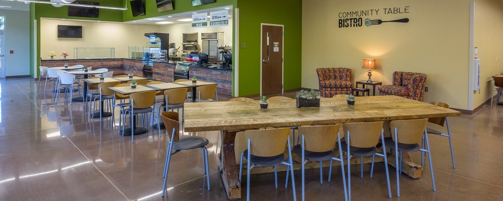 Community Table Bistro Charlotte Bistro Goodwill Industries Of - Community table restaurant