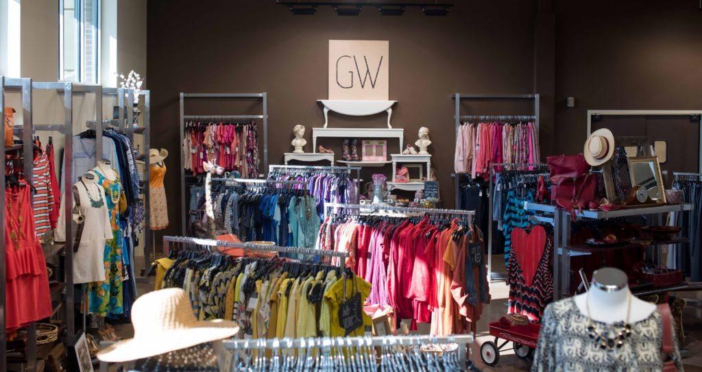 Goodwill-GW- boutique inside