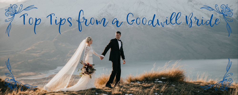 Top Tips From A Goodwill Bride Goodwill Southern Piedmont,Short Red Dress For Wedding