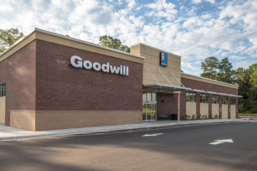 Goodwill store in Fort Mill