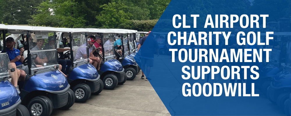 CLT Charity Golf Tournament raises more than $75,000 for the Goodwill Construction Skills Training Center