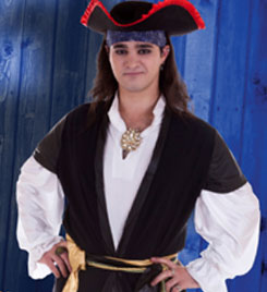 pirate costume Goodwill